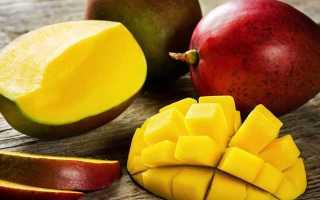 Сорта и разновидности манго — чем они отличаются и как выбрать самые вкусные плоды