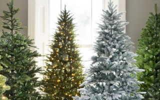 Как выбрать искусственную елку для дома: материалы, качество, размер, цена