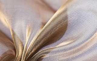 Как погладить шторы из органзы утюгом, и можно ли обойтись без него