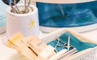 Можно ли мыть пилочки для ногтей, способы ухода в салоне и дома