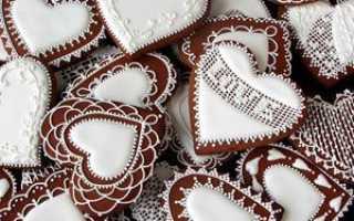 Имбирные пряники на 14 февраля своими руками – лучший рецепт и варианты дизайна