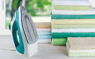 Нужно ли гладить махровые полотенца после стирки и в каких случаях