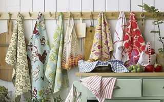 Как отстирать кухонные полотенца в домашних условиях: использование горчицы, растительного масла, способ с вывариванием