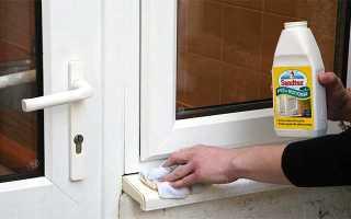 Как отбелить пожелтевший пластик – очистим холодильник, окна и подоконники