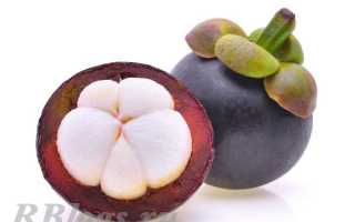Мангостин: как едят правильно, полезные свойства, как чистить и как вырастить, на что похож плод и каков его химический состав