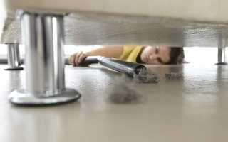 Список самых грязных мест в квартире / доме, в котором не значится даже ободок унитаза