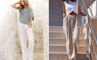 Женские брюки на резинке: как выбрать по фигуре, с чем носить